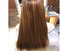 徹底した薬剤選定が綺麗な髪の毛を作るポイント☆