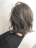 レイヤー×切りっぱなし×ボブ【ALEGRE 森田】