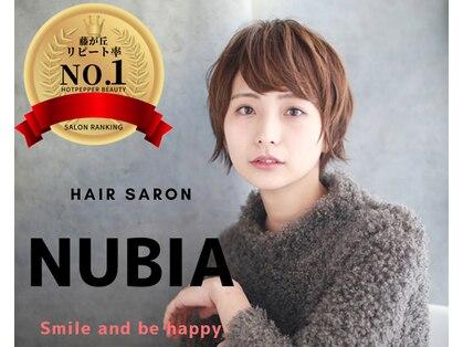 NUBIA 【ヌビア】