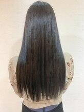 アボカド ヘアー(avocado hair)艶髪、美髪女子
