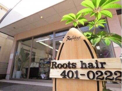 ルーツ ヘアー(Roots hair)の写真