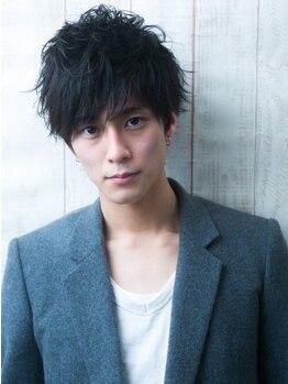 エミヲ 石川町(emiwo)の写真/【メンズ骨格診断カット¥3300】どんなシーンでもどこからみても対応できる出来る男を演出します☆