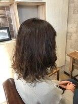 アイビーヘアー(IVY Hair)ゆるウェーブ