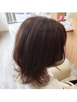 コネクトヘア(CONEKT hair)やわらかシフォンミディアム☆
