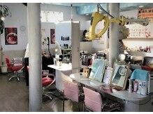 美容室ヘア マックス 鳥取店の雰囲気(メイクアップなども行っております。)