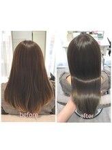 クラージュ(courage)髪質改善カラーエステ
