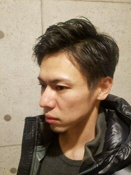 イーティーシーココ(ETC CoCo)の写真/【新庄駅徒歩3分】頭皮ケアやヘッドスパを得意とする男性スタッフもおり、入店しやすい雰囲気のサロンです!