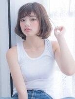 インシ(h&m insi)【insi】ラフカールボブ×デザインカラー
