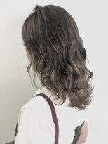 ソース ヘア アトリエ 京橋(Source hair atelier)【SOURCE】グレージュバレイヤージュ