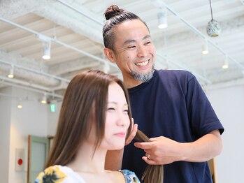 アトリエ リブコ(atelier L.I.B.Co)の写真/《自分に似合う髪型がわからない》そんな貴方にお薦め!貴方だけのスタイルをご提案いたします。