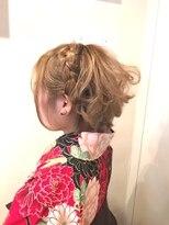アビリティ ヘアー(ability hair)蒲田 abilityhair もてかわルーズ卒業式ショートアップ