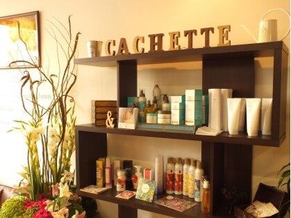ヘアガーデン カシェット(Hair garden Cachette)の写真
