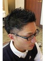 ディスパッチヘアー 甲子園店(DISPATCH HAIR)清潔な印象UPのツーブロックスタイル