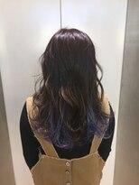 ヘアサロン ドット トウキョウ カラー 町田店(hair salon dot. tokyo color)【sherbet color11】インナーカラーカラーリスト田中 【町田】