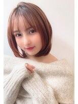 カヤックバイハニー 渋谷店(KAYAK by HONEY)【HONEY】キレイな髪がモテのヒミツ♪さらさらツヤボブ