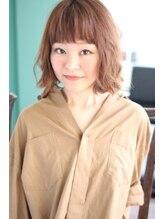チェディグランデ(CHEDI GRANDE)大人かわいい☆バルーンボブ