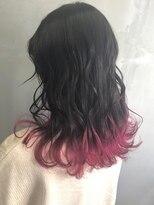 ソース ヘア アトリエ 京橋(Source hair atelier)【SOURCE】クランベリーレッド