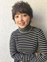 マグノリア オモテサンドウ(MAGNOLiA Omotesando)柔らかガーリーショート・・・担当KAYO