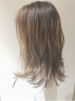 ヘアーナイスデイ ワンスター(Hair nice day ONE STAR)の写真/【発寒南】丁寧なカウンセリングと施術で、あなたの魅力を引き出すカラーを叶える♪