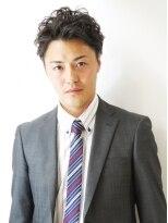 【SERENDIPITY】☆大人メンズのゆるカジツーブロアップバング☆