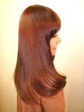 アクアスヘアーデザイン 三篠店(AQUAS hair design)《髪も頭皮もメンテナンス》できるオーガニックカラー