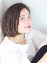 ヘアー フレイス メイク(Hair Frais Make)レトロウェーブ×ボルドー【フレイス横浜】