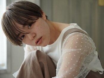 リィベ(Liibe)の写真/可愛いのカギは顔周りにあり。【可愛い&似合う】は必ず手に入る☆質感・量感調整で360°美シルエットに!!
