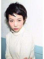 【Terve.】黒髪ショート