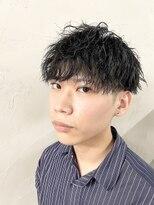 アブアイロス(LOSS)【stylist/shogo】somperm/twist spiral