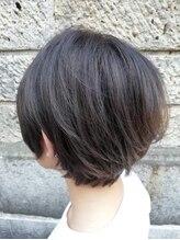 ヘアースペース ミツオ(hair space MITSUO)ボーイッシュショート