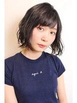 メル アミ(mer ami)重軽☆お洒落ニュアンスパーマ