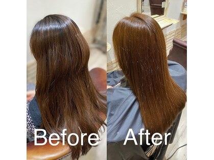 ヘアーアンドメイク リン(Hair&Make Rin)の写真