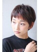 【&- hair/鈴木孝治】大人後頭部ふんわりショート 西葛西