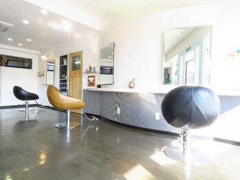 ヘアーデザイン オブジェ(hair design Objet)の写真/マンツーマン施術でリラックスできる空間。落ち着いた時間を過ごしたいメンズにおすすめのサロン。