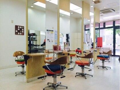 プラザヘアー ベルシティ店(PLAZA HAIR)の写真