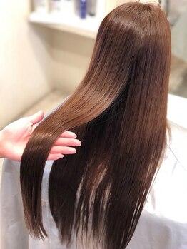 ベルスタイル(Belle style)の写真/《ハーブエッセンス》で髪と頭皮の汚れをリセット!ずっと触りたくなる髪本来の柔らかな髪質へ導く♪