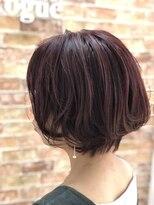 ローグヘアー 板橋AEON店(Rogue HAIR)Rogue Hair 板橋イオン[大人可愛いくびれショート×エモピンク]