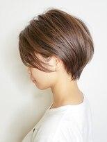 クルー(Creww KYOTO)多毛も収まるショートヘア