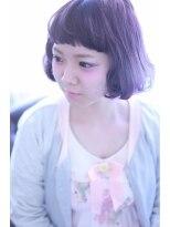 アリス ヘア デザイン(Alice Hair Design)Alice☆グレイパープル
