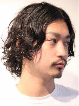 アオゾラヘアー(AOZORA HAIR)の写真/<お店選びに迷ったらまずココへ♪>今行きたい。お洒落メンズが足しげく通う紹介が絶えないAOZORA HAIR