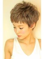 [ Jouir de Hair ] ☆トレンド☆無造作ベリーショート