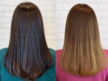 どんな髪質でもトリートメント効果有り!髪質改善ヘアエステ!(川口・川口元郷)