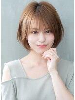 リル ヘアーデザイン(Rire hair design)【Rire-リル銀座-】美シルエット☆ショートボブ