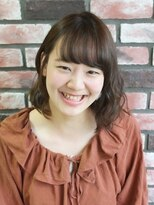 イーリス(IriS)≪高田馬場IriS≫ひらひら☆キュートボブ