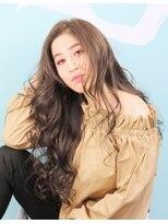 マーメイドヘアー(mermaid hair)アディクシーカラーでアッシュブラウン☆