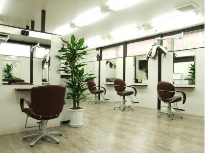 カウンセリング サロン ヘアー バグス(counseling salon Hair BAGUS)