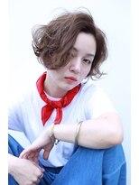 ラベリー(LOVELEY)A/W 外国人風オシャレボブ☆379