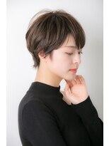 ユーフォリアギンザ(Euphoria GINZA)【フォルムが綺麗】シルキーショート 担当三輪