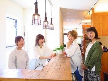髪切屋さん テテ(Tete)の写真/≪札幌駅北口から、てくてく5、6分≫女性ならではのやわらかい接客が魅力◎
