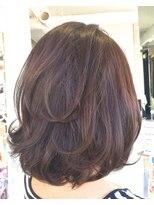 オペラ ヘアー(opera hair)柔らかカールスタイル